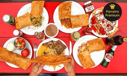 1, 2, 4, 6 ou 10 pastéis na Pasteko   Parque Continental