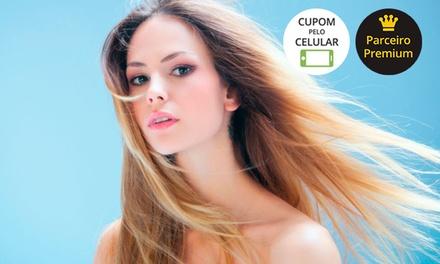 Estética Cioletti – Buritis: 4 opções de coloração capilar (opção com corte e hidratação LOréal)