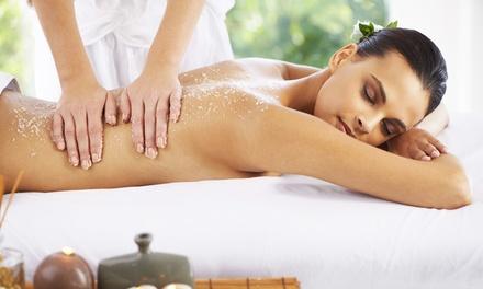 Harmonize, Saúde e Beleza   Centro: 4 ou 8 visitas de massagem modeladora, terapêutica ou drenagem linfática