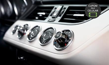 Zattar Refrigeração – Santa Felicidade: higienização de ar condicionado automotivo (opção com ozônio e troca de filtro)