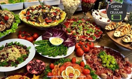 Almoço com buffet à vontade para 1, 2 ou 4 pessoas na Sabbatino Rosticceria & Ristorante – Tatuapé