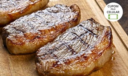 Rodízio de carnes + buffet à vontade para 1, 2 ou 4 pessoas na Churrascaria e Pizzaria Fornellos – Casa Verde