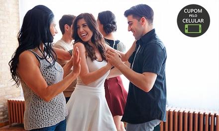 Amigos da Dança – Copacabana: 1, 3 ou 6 meses de aulas de dança (1 modalidade) com matrícula inclusa